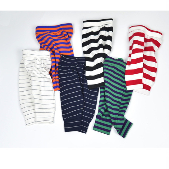 Baby Boy & Girl Cotton Trousers