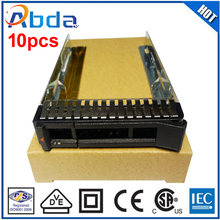 """DHL/FedEx 00E7600 L38552 2,"""" жесткий диск HDD Caddy лотка для IBM lenovo X3650 X3550 X3250 X3850 X3950 M5 X6"""