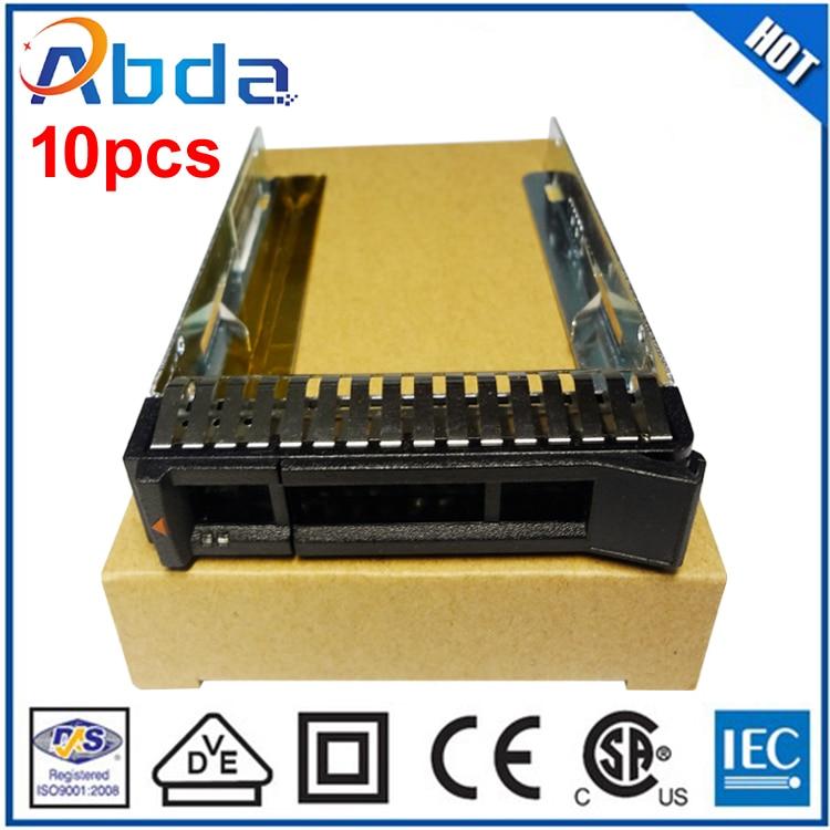 """DemüTigen Dhl/fedex Freies Verschiffen 00e7600 L38552 2,5 """"festplatte Hdd Tray Caddy Für Ibm Lenovo X3650 X3550 X3250 X3850 X3950 M5 X6 Hochwertige Materialien"""