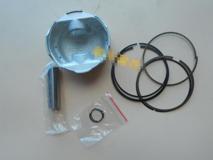 STARPAD pour Loncin accessoires moto piston modifié CGH 150 pour piston modifié diamètre 62 MM 13 MM goupille de piston
