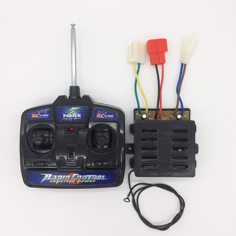 Radio Shack Electric Motor Kit: Children Electric Car 27mhz Remote Control,27mhz Universal
