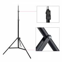 Photographic Equipment 2m 1 4 Light Phone Stand Camera Holder Stand Lamp Cap 6 56 Tripod