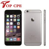 Original Factory Unlocked IPhone 6 Smartphone Dual Core 4 7 1GB RAM 128GB ROM 8MP 1080p