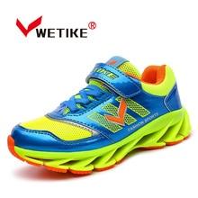 Wetike enfant de nouveau style runing chaussures spécial dsigned pour enfant rembourrage de sport chaussures pour enfants sneakers chaussures globe