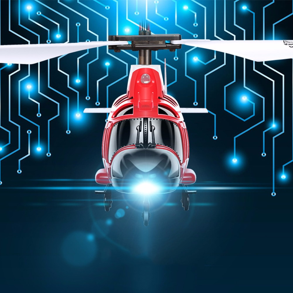 Helicopter Control Lights RC 8