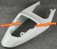 GZYF Unpainted Motorcycle Tail Rear Fairing Parts for Suzuki 2004 2005 GSXR / GSX R 600 750 K4 04 05, ABS Plastic