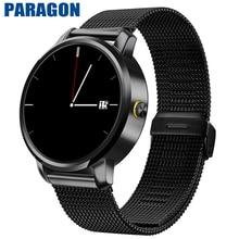 Original de la marca PARAGON V360 Smartwatch Wrist band Calorías contador MOTO360 K88H U8 reloj inteligente Pulsera Bluetooth Inalámbrico
