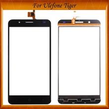 100% работает хорошо 5,5 дюймов Сенсорный экран планшета спереди Стекло Сенсор для Ulefone Тигр Замена телефон сенсорный Экран touch Панель