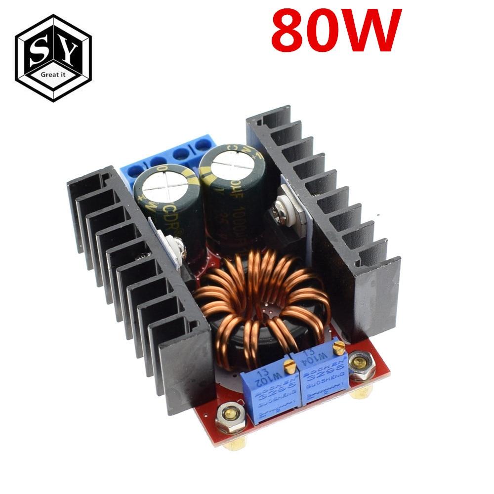 dc dc cc cv buck boost converter 9 35 to 1 35v 80w buck