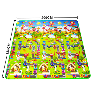 Image 4 - Baby Play Mat For Children Rug Toys For Childrens Mat Kids Developing Mat Rubber Playmat Eva Foam Puzzles Carpets DropShipping