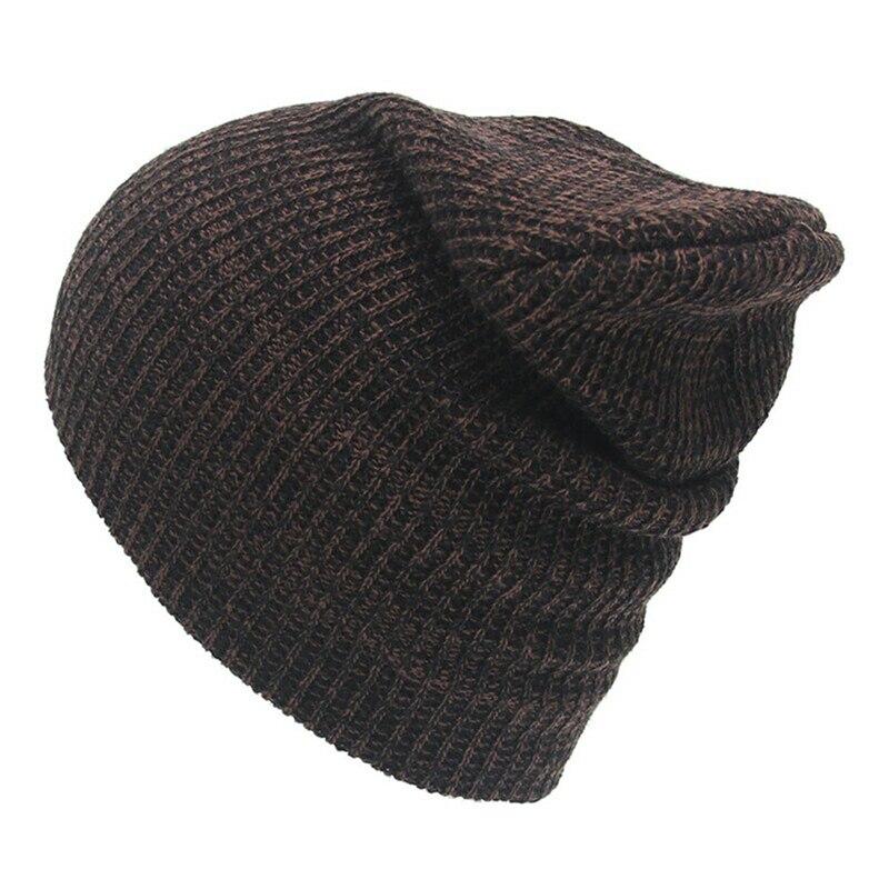 14 colores unisex gorros sombreros de invierno Cap hombres mujeres sombrero  sombreros rayas punto hip hop sombrero Masculino Femenino invierno caliente  cap ... 150532c9919
