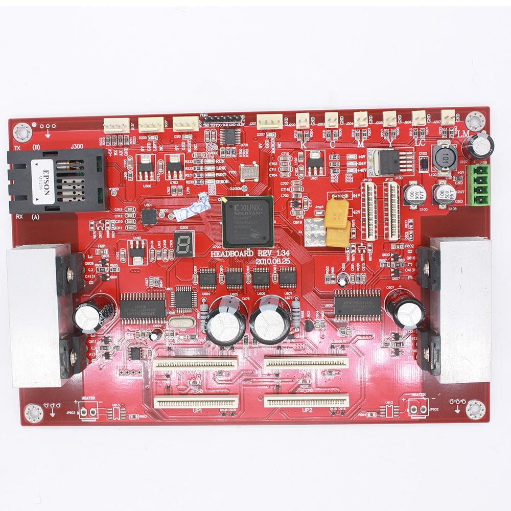 Galaxy Printer UD-181LA/2512LA Printhead Board galaxy ud 181la 181lc 2112la 2512la printer power supply board printer parts