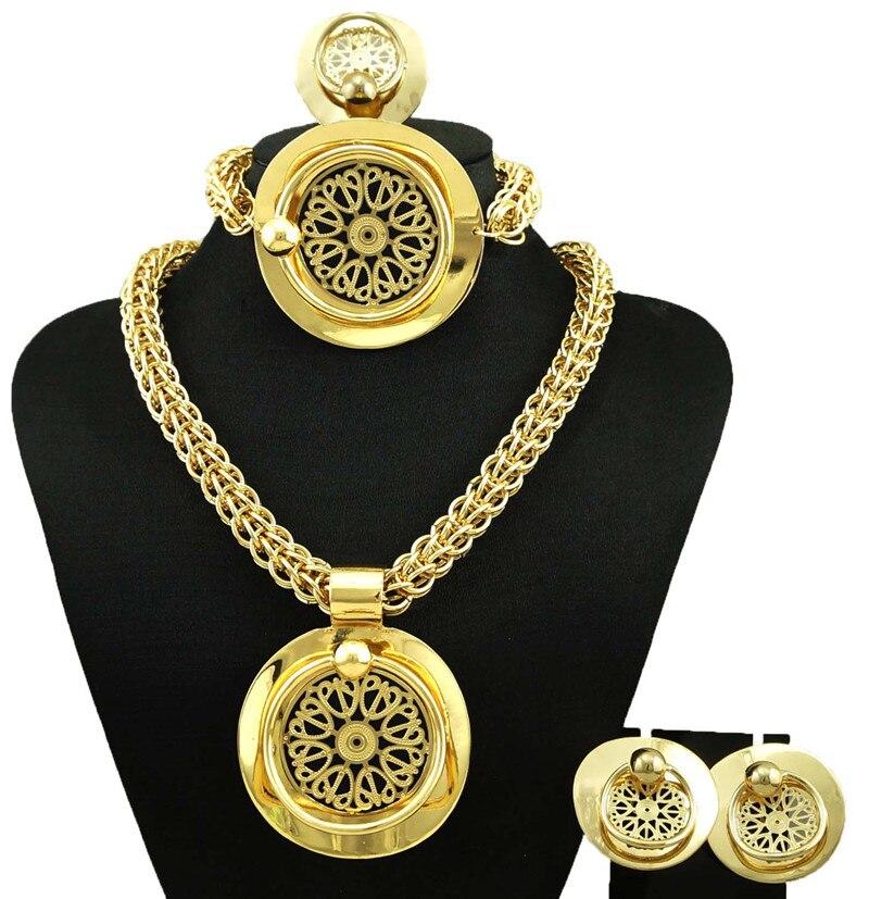dubai gold jewelry fine jewelry sets women fashion necklace fine jewelry sets women necklace jewelry sets ювелирный набор jimore 2015 whol women fashion jewelry