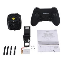 414 Foldable Mini RC 2.4G RC Quadcopter Drone Aircraft UAV with One Key Return Headless Mode 3D Flips Gift Speed Switch