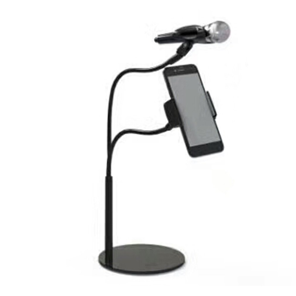 gadget gadgets USB Flashlight Selfie Ring Light Phone white black USB Clamp Holder Desktop Broadcast Makeup 5w 5VLight