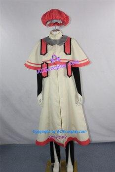 Elemental Gelade Cisqua Cosplay Costume