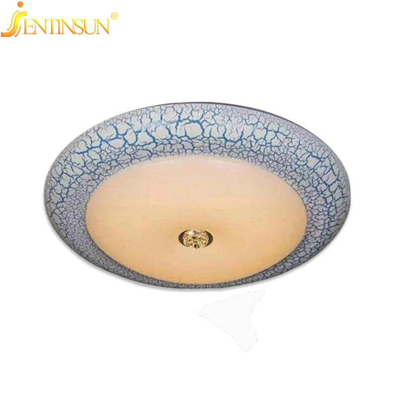 Fashion 22W 50cm acrylic modern led ceiling light for home Surface mounted Indoor Lighting lamp living room Lights Fixture