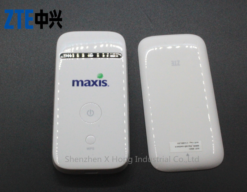 ZTE MF65 3G Mini Wireless Portable Wifi Router 21.6Mbps Hotspot Support 3G
