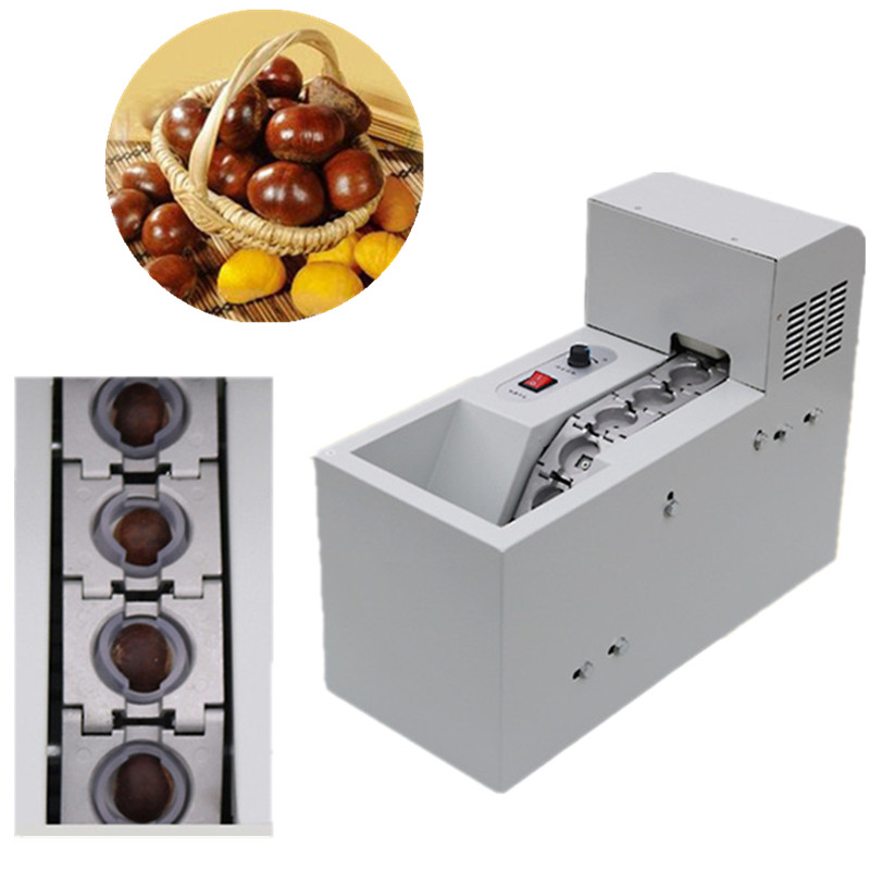 цена на New design Chinese chestnut cracking slugging opening machine   ZF