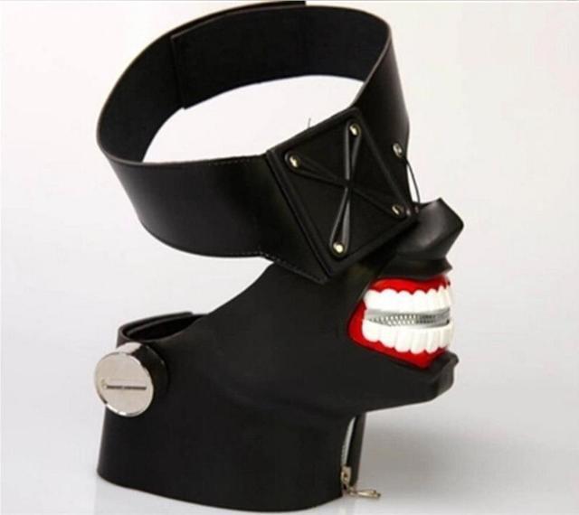 Tokyo Ghoul Kaneki Ken Costumes Mask