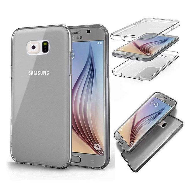 Gray Samsung 6 cases 5c64f6c33fce3