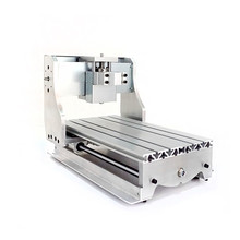 Tools - Woodworking Machinery - Mini CNC 3020 Lathe Frame Engraver Milling Machine Base Bracket Ball Screw Optional For DIY CNC Router 3D Printer
