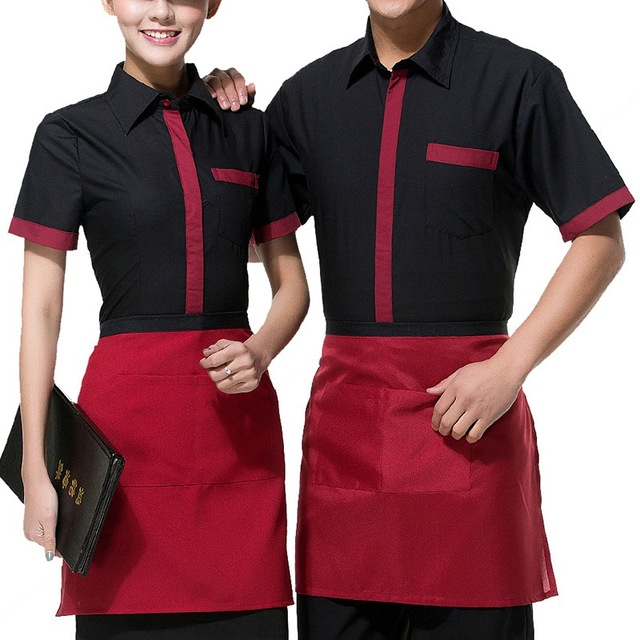 Restaurant Kitchen Uniforms aliexpress : buy chef uniform workwear restaurant kitchen