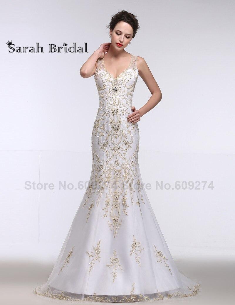 Свадебное платье без вышивки