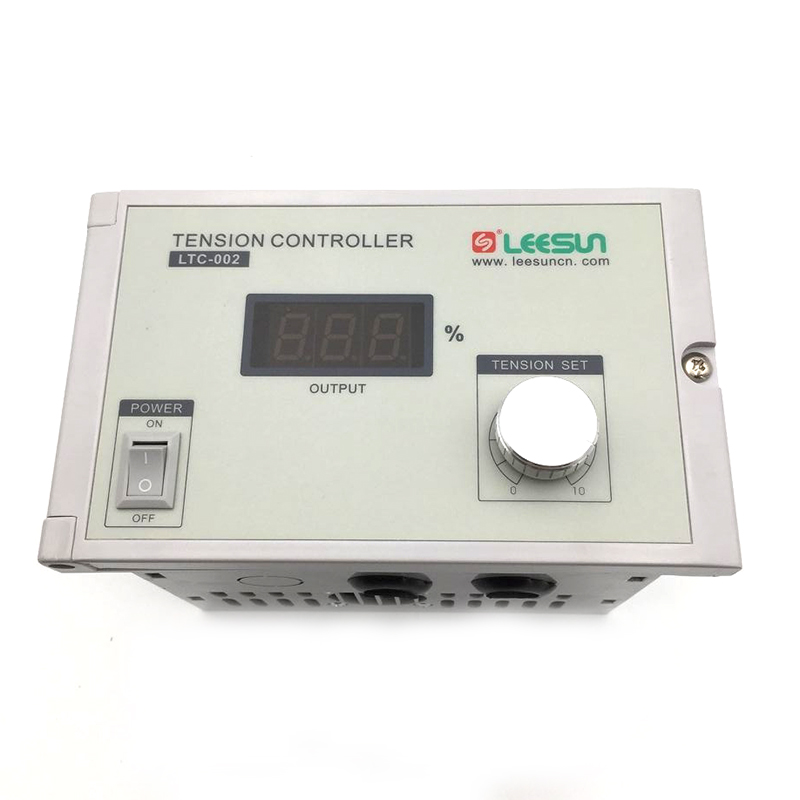 Manual Digital Readout Input 165~264VAC Tension Controller Output 24VDC 4A for Paper Converting And Other Industry Machine haitai b 600 digital high precision automatic constant tension controller for printing and textile