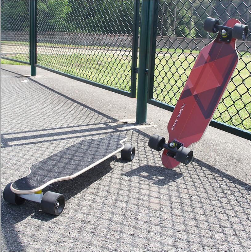 Image 4 - 80*20*11cm Professional Dancing Longboard Deck Freestyle Street Skateboard Canadian Maple Longboard Cruiser 4 Wheels Skate-in Skate Board from Sports & Entertainment