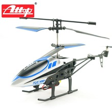 Attop YD-927 2.4 GHz 3.5 Channel Strong Resistance Drone RC Helicopter Quadcopter Defensive Remote Control Aircraft Model Toys