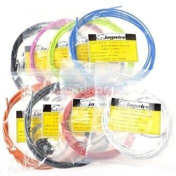 Jagwire MTB горный велосипед дорожный велосипед Корпус для велосипеда набор кабельных шлангов для Shiman0 Sram, 8 цветов