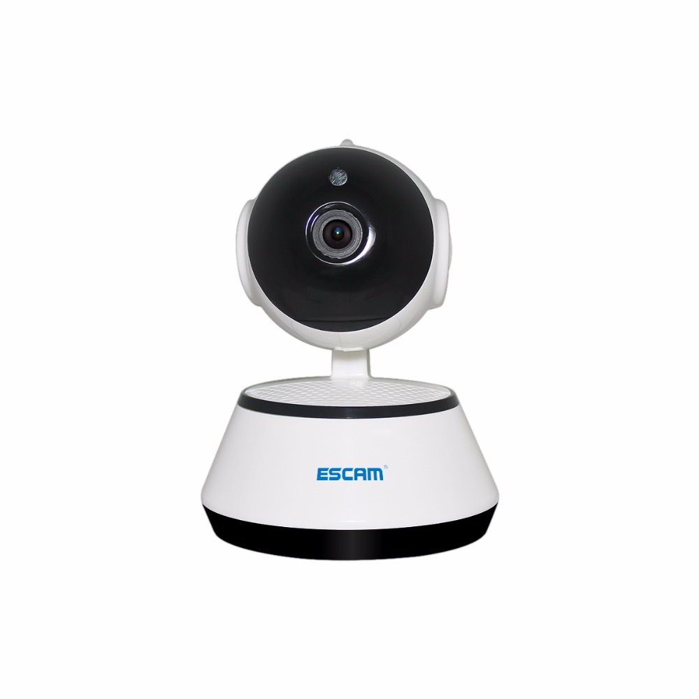 ESCAM G10 720 p IP cámara inalámbrica de detección de movimiento H.264 Pan/Tilt soporte 64G TF tarjeta Mini wifi cámara de visión nocturna IP