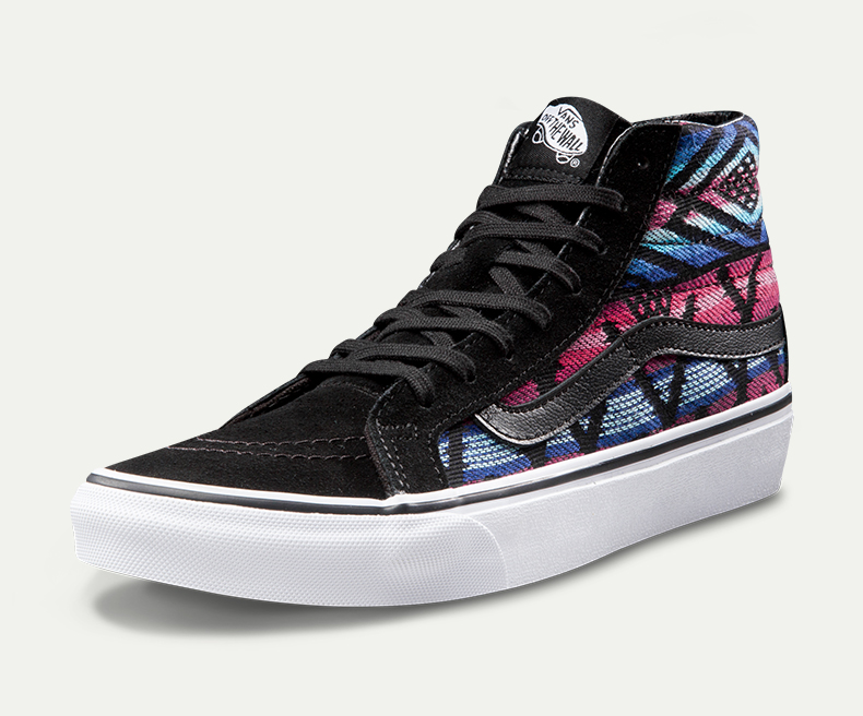 Original Vans New Arrival Colours Women's Skateboarding Shoes Sports Shoes Sneakers