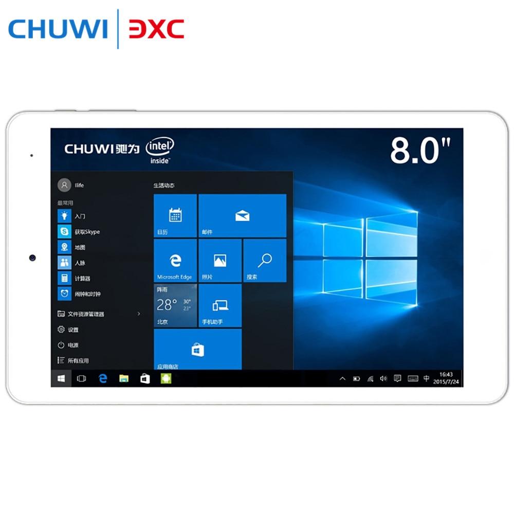 8 inch Chuwi Hi8 Pro Tablet PC Intel Cherry Trail Z8300 64bit Quad Core 1.44GHz WUXGA IPS Screen 2GB RAM 32G ROM HDMI Type-C