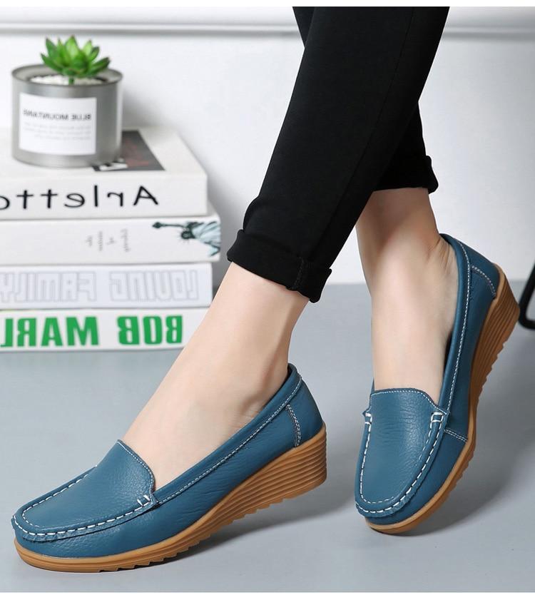 AH 987-2018 New Arrival Autumn Flats Shoes-14