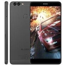 Новый Bluboo Двойной 16 ГБ ROM 2 ГБ RAM Смартфон 5.5 дюймов IPS экран Android 6.0 MTK6737T Quad Core 1.5 ГГц 4 Г 13MP Двойной Назад камера