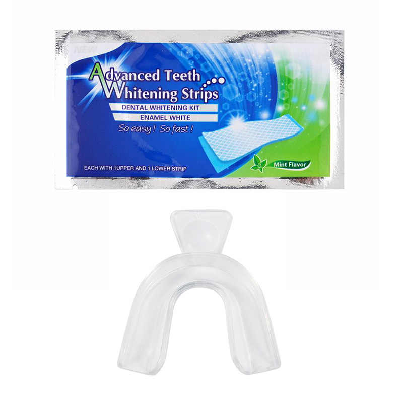 New Professional Dental Teeth Whitening Strip Tooth Whitening Strip Tooth Bleaching Whiter Whitestrips Stripes Strips whitening