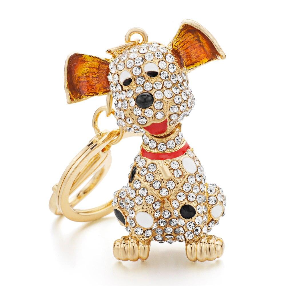 Dalaful dalmatinski pas kristal ručni privezak privjesak privjesak - Modni nakit - Foto 2