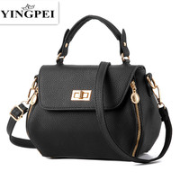 2016 Six Candy Color Lady And Fresh High Quality Girls Women Lidies Shopping Messenger Bags Cross
