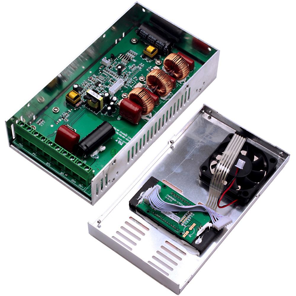 High Efficiency Mppt 40a 48v Solar Panel Battery Charge Controller Arduino Pwm Circuit 2 Regulator 12v 24v 36v Dc Controllers In From Home