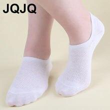 JQJQ Short Adult Women Socks Pure Cotton Summer Good Quality Female Hosiery