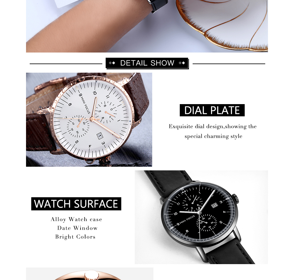 HTB1adFrjSBYBeNjy0Feq6znmFXa9 MINI FOCUS Mens Watches Top Brand Luxury Quartz Watch Men Calendar Bussiness Leather relogio masculino Waterproof reloj hombre