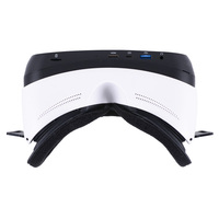 4K VR 3D Virtual Reality Goggles All In One Google VR Headset Android 6 0 RK3399