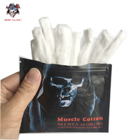 Demon Killer Muscle Cotton Organic Cotton Fiber For RDA RBA RTA RDTA Dripka Tank E Cig DIY Atomizer Wicking Cotton