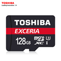 TOSHIBA 128 GB U3 Карты Памяти 64 ГБ макс 90 М/с SDXC Micro SD карты SDHC-I 32 ГБ 16 Г Официальный Проверка 8 Г является Класс4 Class10 (3.28)