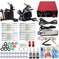 ITATOO Tattoo Kit Cheap Tattoo Machine Set a Pen Kit Tattooing Ink Machine Gun Supplies For Jewelry Weapon Professional TK104006