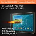 Закаленное Стекло Для Samsung Galaxy Tab S 8.4/10.5 дюймов/T700 T705 T800 T805 Вкладки Tablet Экран Протектор Защитная Пленка охранник
