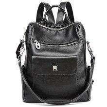 efd692cf429e 2019 New Multifunction Backpacks Women Fashion Backpack High Quality large  capacity Bagpack Woman Travel Bags School Back Pack