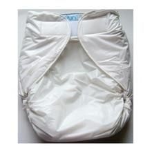 FUUBUU2016-White-S/м Бесплатные подгузники для взрослых ПВХ подгузники для взрослых Ткань подгузники для взрослых брюки для взрослых ABDL